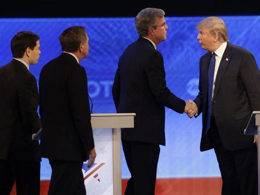 congratulate on debate win