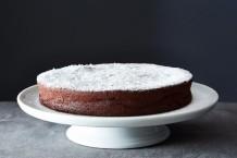 Single Layer Cake